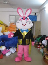 Hot black rabbit Mascot Costume fancy costume cosplay mascotte themed fancy dress carnival costume