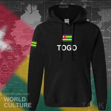 Togo Togolese Togolaise hoodies men sweatshirt polo sweat new hip hop streetwear flag nation team country tracksuit 2017 TG TGO(China)