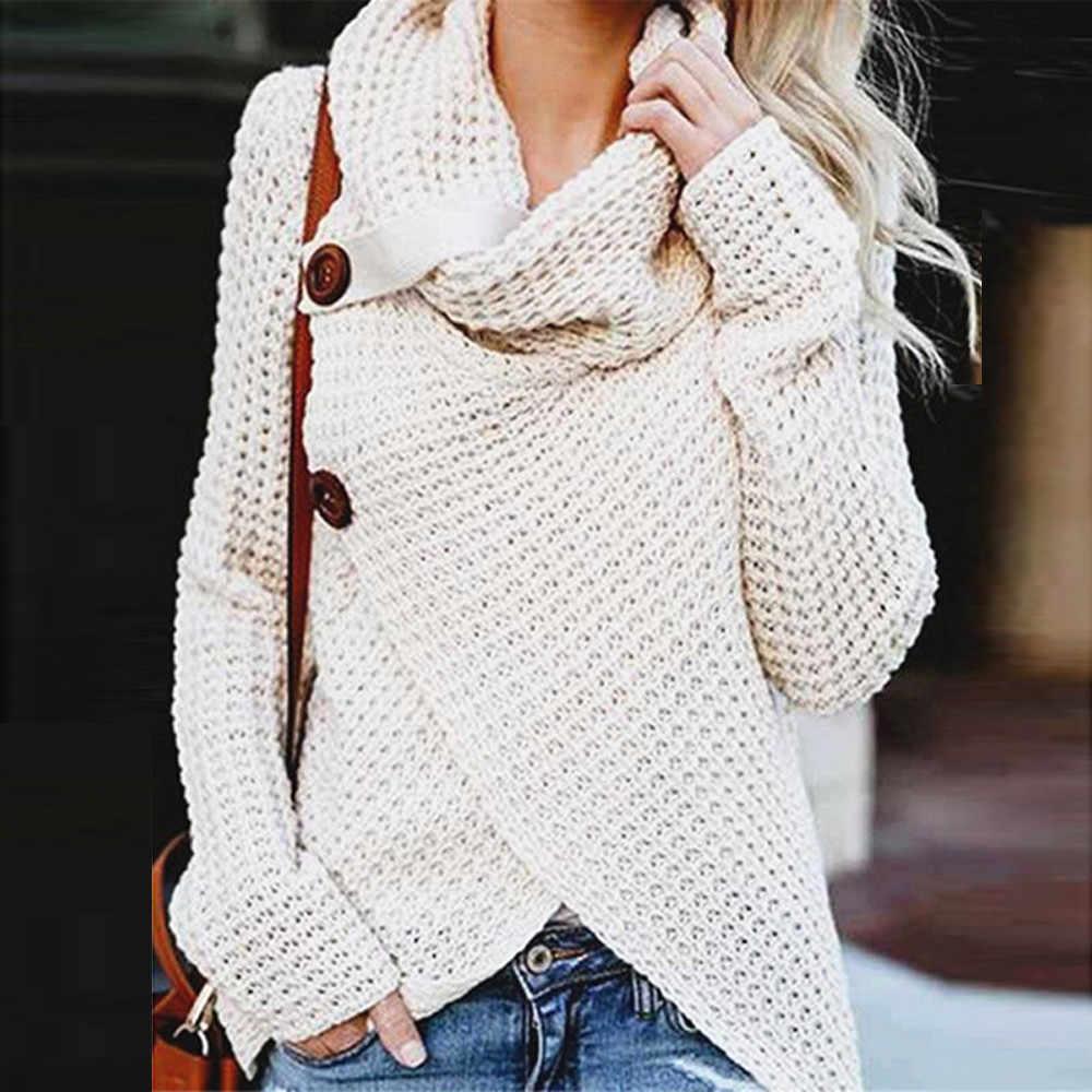 Detalle Comentarios Preguntas sobre Suéteres tejidos de manga larga ...