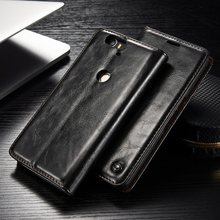 Crazy Horse Flip Leather Cases For Huawei Nexus 6P Nexus6P 5.7 inch American/Global model Mobile Phone Protective Covers Case