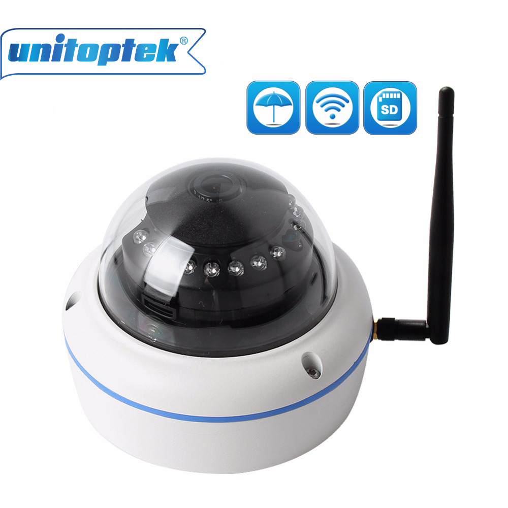 720P 1080P WIFI IP Camera Outdoor Waterproof TF Card Slot 2MP Wi-Fi Security Wireless Cameras Onvif CCTV Cam APP CamHi P2P View<br>