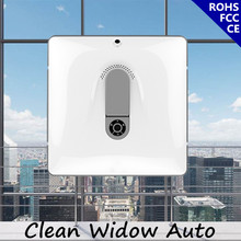 Window Cleaning Robot Clean Window Automatically Vacuum Cleaner Full Intelligent Remote Controller Clean Mirror Door Wall Floor(China)