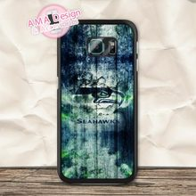 Seattle Seahawks Football Sport Case For Galaxy S6 Edge Plus S5 mini S4 active Core Prime A7 A5 Win Ace Note 5 4(China)