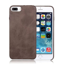 Buy Luxury Retro PU Leather Back phone Cover Case iPhone 6 6plus 6s Plus 7plus 7 5 5s se Ultra Slim Business Accessories coque for $2.21 in AliExpress store