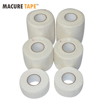 Macure Tape Light Elastic Adhesive Bandage Light EAB Easy Tear Elastic Adhesive Bandage Finger Tape 5cmx6.9m