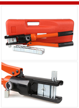 Manual Hydraulic clamp/crimper/tong/pliers Wire stripper terminal clamp 16-240mm/16-300mm Crimping tools YQK-240/300