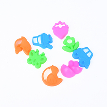 1 Set Sand Toy Play Dough Plasticine Mold Tools Set Model Building Kits Kids Playdough Polymer Clay funny Beach Toy(China)