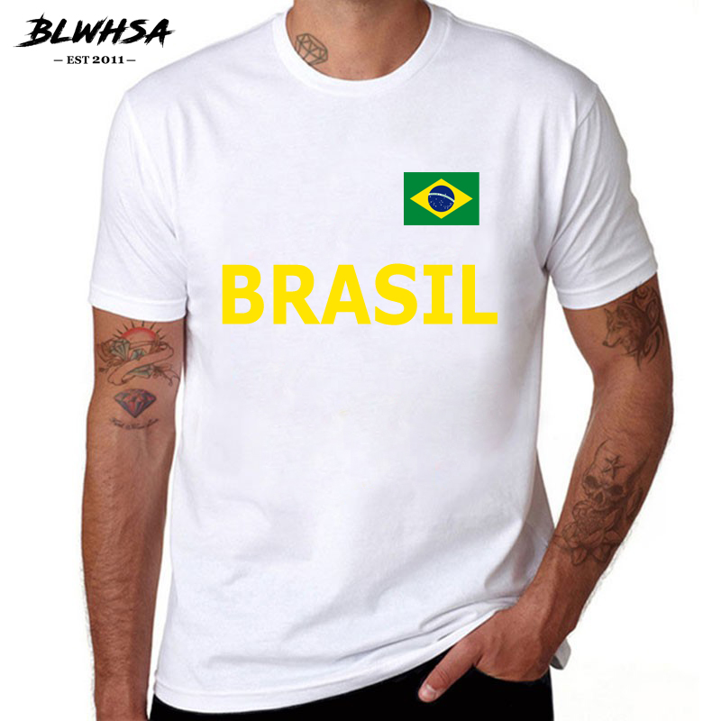 MT0018040112 Russia 2018 World Cup BRASIL Yellow Logo