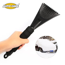 EVA foam handle Car snow shovel Brush Auto Car Vehicle Winter Shovel Portable Ice Scraper Window Snow Mover Auto Accessories(China)