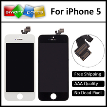 Special Offer LCD Screen Replacement For Apple iPhone 5 With Digitizer Assembly Display Touch Panel, DHL Freeshipping
