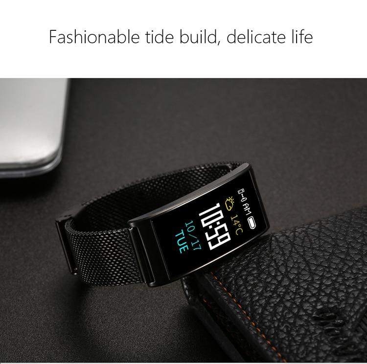 Microwear X3 IP68 Waterproof smart fitness bracelet pedometer blood pressure smart wristband Android iOS fitness tracker 3