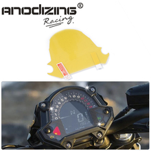 Free Shipping Motorcycle Accessories Dashboard Instrument Speedometer Film Screen Protector Stickers for Kawasaki Z900 Z650 2017(China)