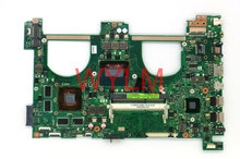 Buy ASUS Q550JV N550JA G550JV Laptop motherboard i7-4700HQ SR15E CPU N550JV MAIN BOARD REV 2.0 2GB 60NB00K0-MB9110 100% Tested for $196.89 in AliExpress store