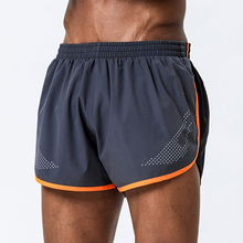 Uskincare Track and Field Shorts Men Sports Shorts Running Loose Short Pants Breathable Quick Dry Fitness Gym Homme Plus Size