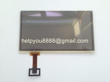 Brand new TPO 6.5inch LCD C065GW03 V0 only touch panel for Skoda VW RCD510 Car GPS LCD digitizer modules(China)