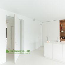 White color pivot doors, modern interior pivot doors(China)