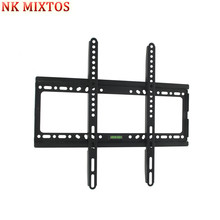 NK MIXTOS Universal TV Wall Mount Bracket for Most 26 ~ 63 Inch HDTV LCD LED Plasma Flat Panel TV Stand Holder Tool Parts(China)