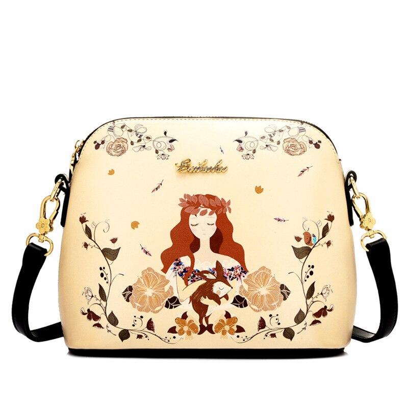 2016 New Hand Bags Women Handbags Fashion Shell Character Crossbody Bags For Women Small Shoulder Bag Ladies Bolsos Mujer<br><br>Aliexpress