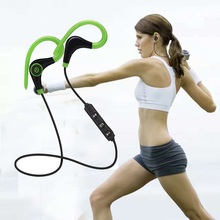 Sports Bluetooth Wireless Sport Earphone Fitness Equipment(China)