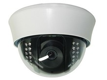 "SC-D11EF 700TVL 1/3"" Sony  CCD 3.6-8mm Board  Lens 22pcs infrared LEDs Night Vision Plastic Dome Camera for CCTV System"