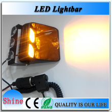 Car LED Strobe Light/Dash Lightbar/Warning Lightbar/Amber Lightbar for Car LED Mini Lightbar Light