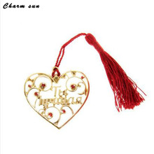 "Unique amulet gift.""You'd better souvenirs in heart""Golden heart shaped crown craft.Diamond handicraft.The mascot of the wallet"