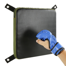 Square Foam Boxing Bag Fighting Pad Wall Punching Bag Solid Wall Pad Punching Sand Bag Target Taekwondo Karate Battle Training(China)