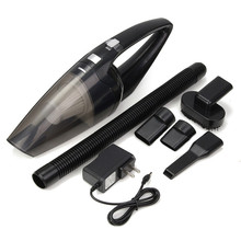 90W Cordless Rechargeable Handheld Cyclonic Car Vacuum Cleaner Super Suction Wet And Dry Dual Use Vaccum Cleaner For Car