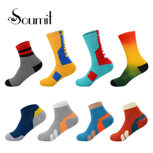 8Pair/5Pair lot Cotton Winter Warm Socks Long and Short Boat Sock Insoles for Men Boot Funny High Stockings Foot Warmer Insole(China)