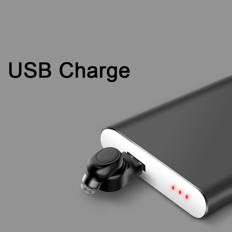 Mini Bluetooth Earphone Wireless Earbuds For Apple iPhone X 8 Plus 7 6S 6 SE 5S 5 4S 4 Invisible Small Mono Earphones Earpieces (10)