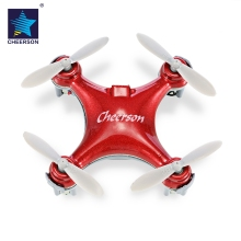 CHEERSON CX-10SE Nano Quadcopter RTF 2.4GHz 4CH 6-axis Gyro/Speed Switch RC Helicopter Remote Control Toys Pocket Drone VS CX-10(China)