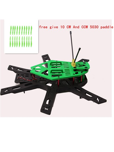 Kingkong SK HEX300 300 FPV Mini Six-axis aircraft w/Tail LED &amp; Propeller for FPV<br><br>Aliexpress