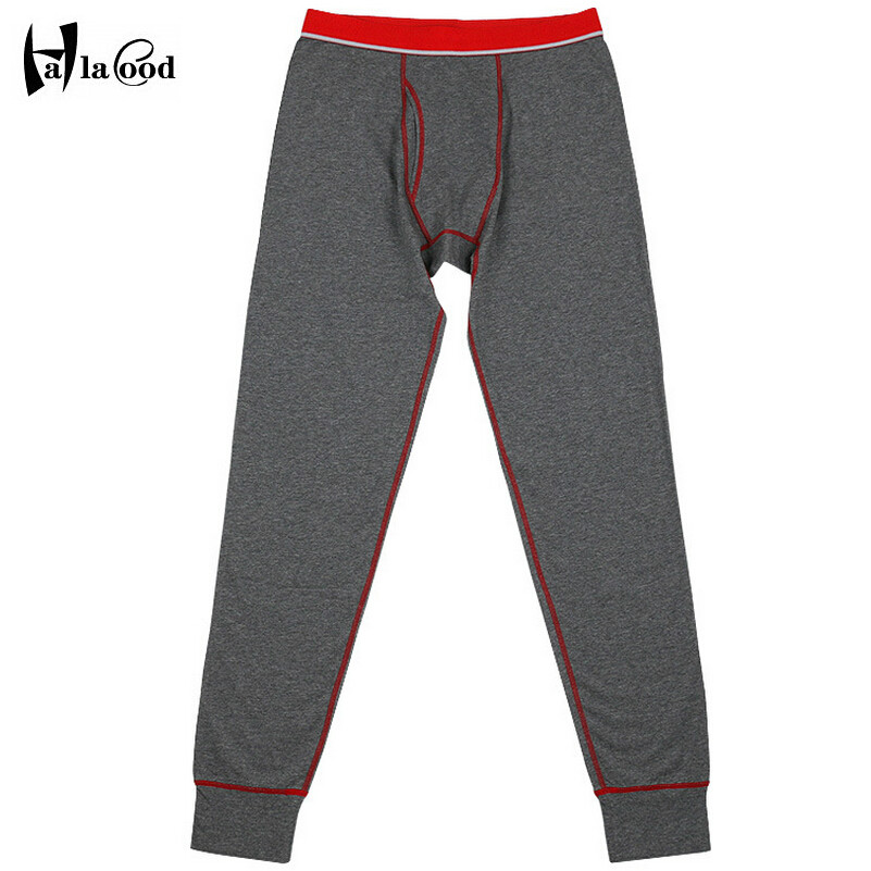 Hot Sell 2017 New Autumn Winter Warm Men Long Johns Cotton Thermal Underwear Men Thermal Underwear Male Long Johns Underpant Fat