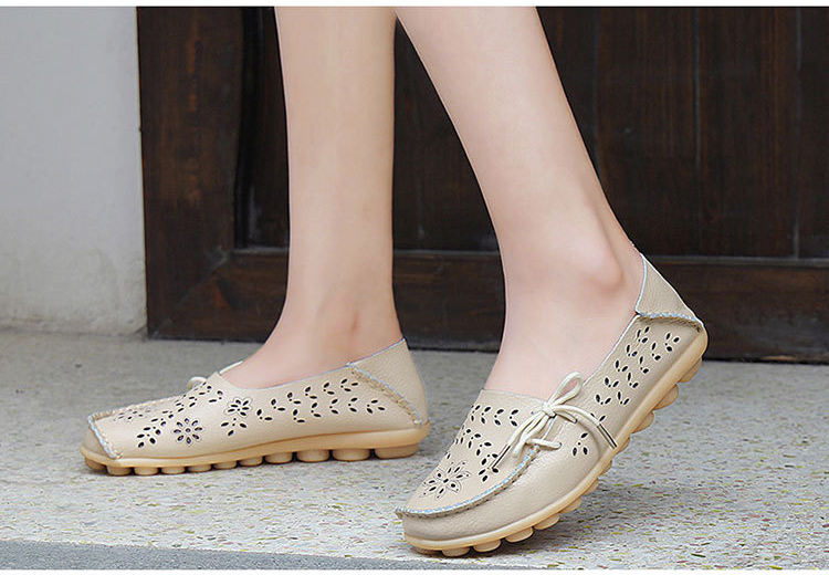 AH 911-2 (17) Women's Summer Loafers Shoes