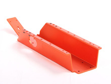 1/5 scale gas rc baja parts sealed big bottom chassis 650011 orange color HPI KM Rovan