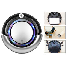 AOLANSI K6L Robot Vacuum Cleaner Mopping Anti-Fall 3 Working Modes,Smart Life Home Cleaning Trial Version