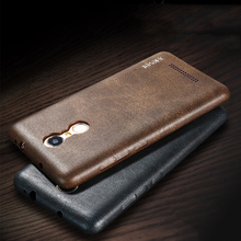 High Quality Vintage PU Leather luxury Back Cover Case For Xiaomi Redmi Note 3/Redmi Note 3 Pro Moblie Phone Bag Coque Capa
