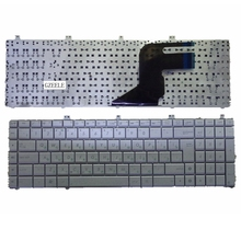 Russian  New  Keyboard  FOR ASUS N55  N55S  N55SL  N55SF  RU  Silver  laptop  keyboard