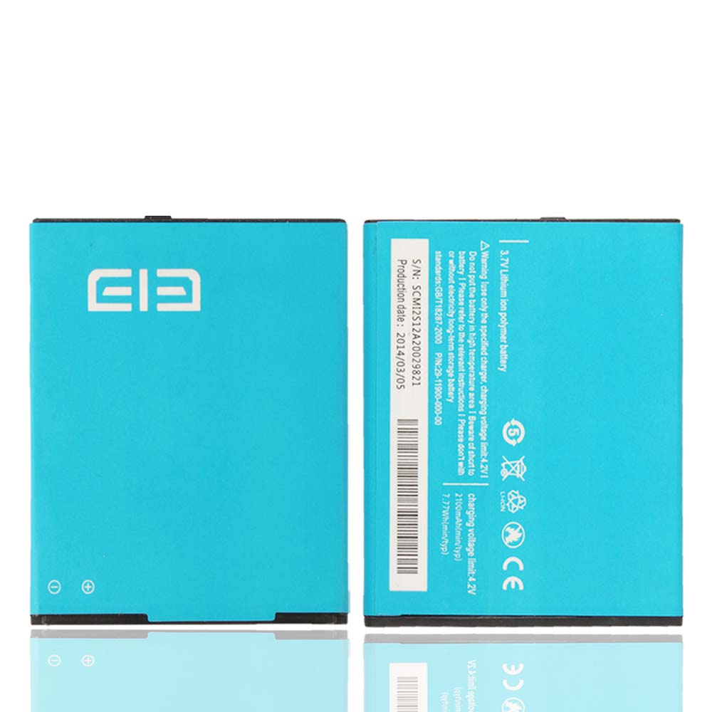 100% Original Backup Elephone P9 Battery 2100mAh Elephone P9 Smart Mobile Phone + Tracking Number + Stock