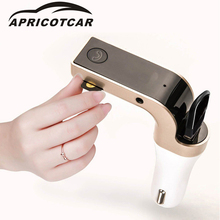 Factory Outlets The New Auto Parts Car Bluetooth Cigarette Lighter MP3 Bluetooth Player Phone Answering Bluetooth Hands-free