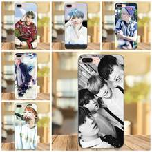 Для Apple iPhone 4 4S 5 5S SE 6 6 S 7 8 Plus X XS Max XR мягкие чехлы группа suga Bangtan Boys(Китай)