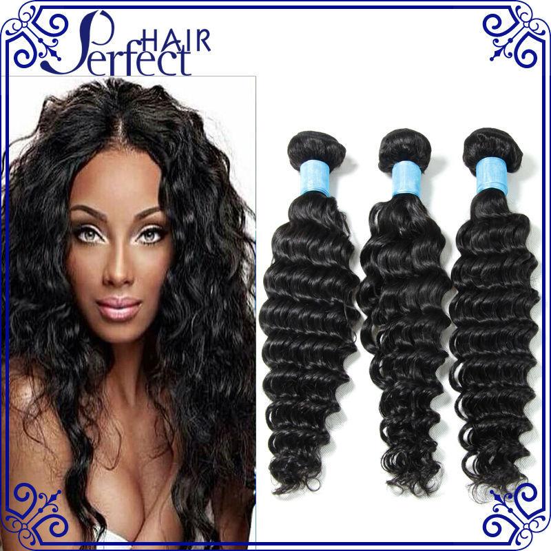 3pcs lot virgin brazilian hair deep wave brazilian curly virgin hair human hair extensions wet and wavy virgin brazilian hair<br><br>Aliexpress