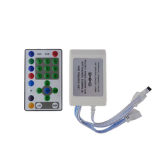 LED RGB controller DC12V 3A*9 for Horse race led strips RGB led strip 25-keys Ir Marquee  controller dimmer RoHS CE 1PCS/LOT