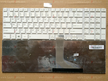 NEW KR Korea keyboard for Toshiba Satellite L50 L50-A S50 White Laotop keyboard(China)