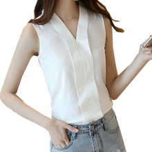 2017 Summer Tops White Shirt Plus Size Women Blouse Cheap Clothes China Short Sleeve Blouse Discount(China)