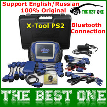 Professional Truck Diagnostic Tool X-Tool PS2 Support Multi-Brands Trucks From EU/US/Asia PS 2 Diesel Scanner Free Update Online