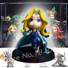 Best selling 8cm DOTA 2 Game Figure CM Crystal Maiden PVC Action Figures toys Collection Kids toys Dota2 Defense of the Ancients