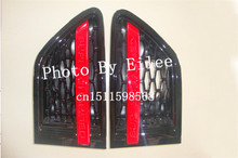 High quality Black and red side vent grille mesh grill Suitable for Land Rover Range Rover Sport 2010 2011 2012