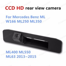 hot!! Night Vision Waterproof CCD HD Rear View Camera For Mercedes Benz Wireless reverse camera