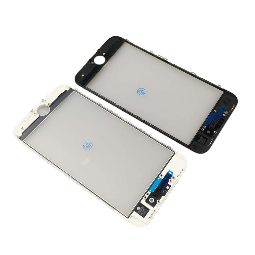 Original glass with frame for iphone (3)
